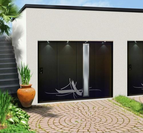 Porte garage latérale Aludoor- Plérin -22