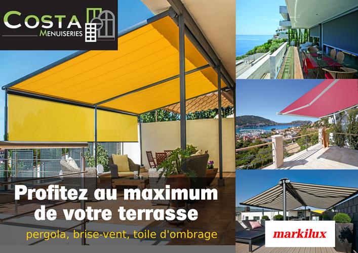 Store pour votre terrasse : la gamme Markilux 0