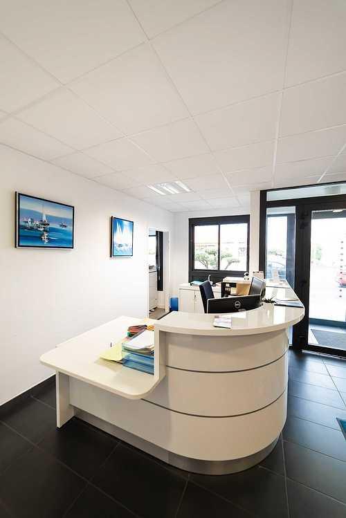 Menuiseries nouveaux bureaux de la COGEP - Langueux dsc1328