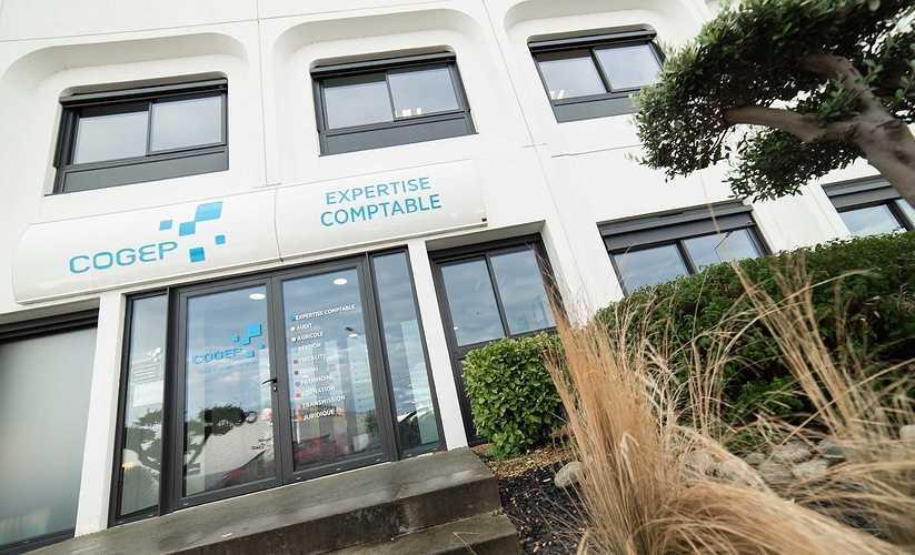 Menuiseries nouveaux bureaux de la COGEP - Langueux dsc1340