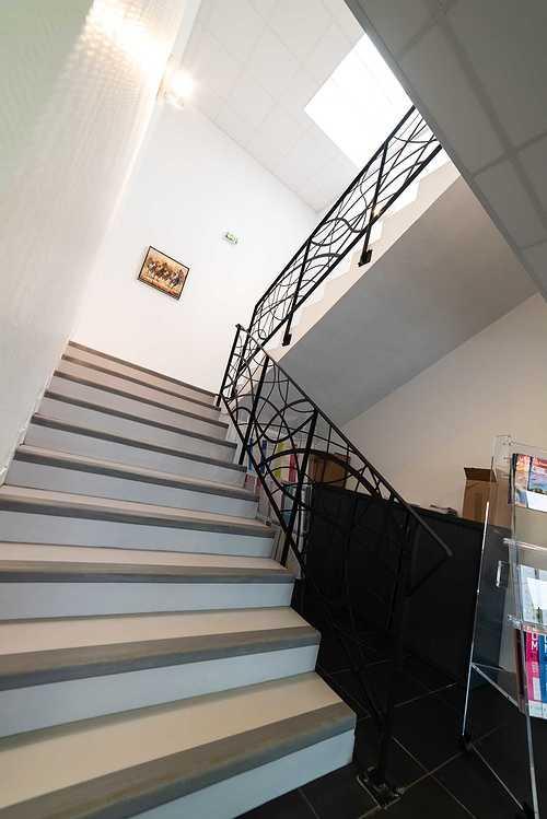 Menuiseries nouveaux bureaux de la COGEP - Langueux dsc1341
