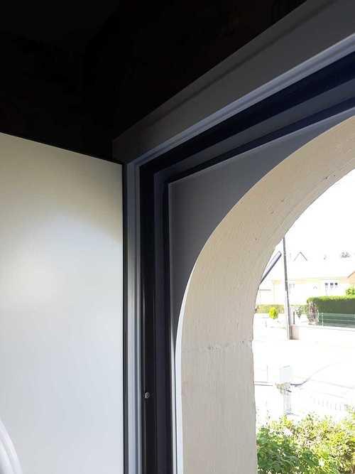 Rénovation de portes d''entrée en contre dormant cintré 56227a8b-a3f3-4333-a62c-e90d70e6ba56