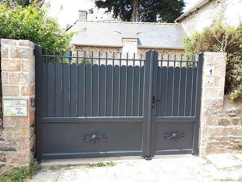 2019 : portails et clôtures gris sont tendance