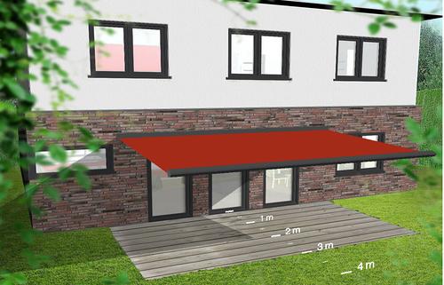 Comment optimiser la pose du store de votre terrasse / balcon/ jardin/piscine ou spa ?