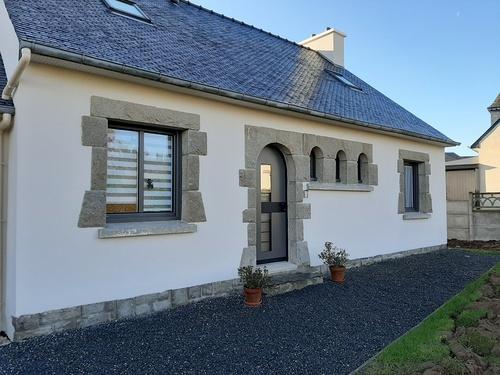 Fenêtres, porte d''entrée, portes fenêtres volets roulants, porte de garage- Plouha