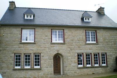 Fenêtres PVC blanc - Matignon