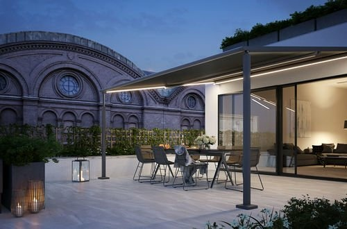 Pergola terrasse Compact Markilux