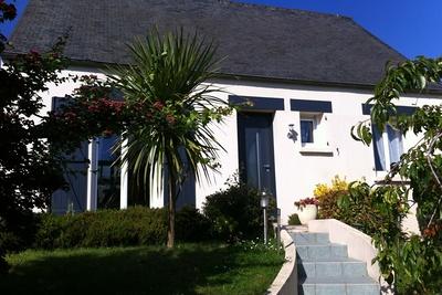Porte d''entrée alu et fenêtres PVC - Ploufragan