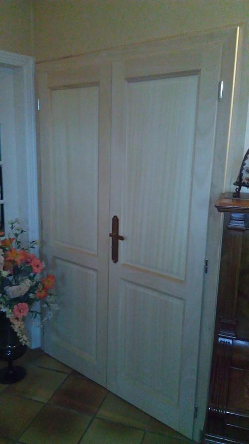 Porte intérieure pleine- Graces