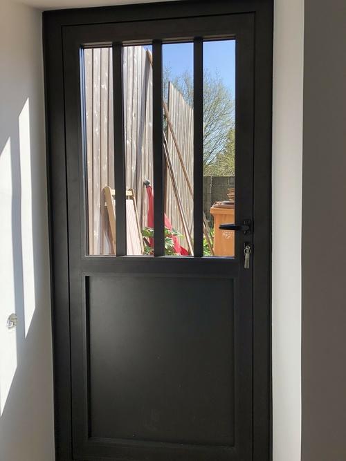 Portes d''entrées - rénovation- Saint-Brieuc