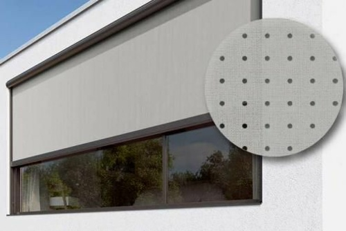 Protection solaire fenêtre Transolair Markilux