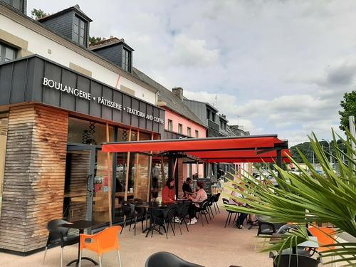 Store terrasse- Pergola - Le Portland- Plérin