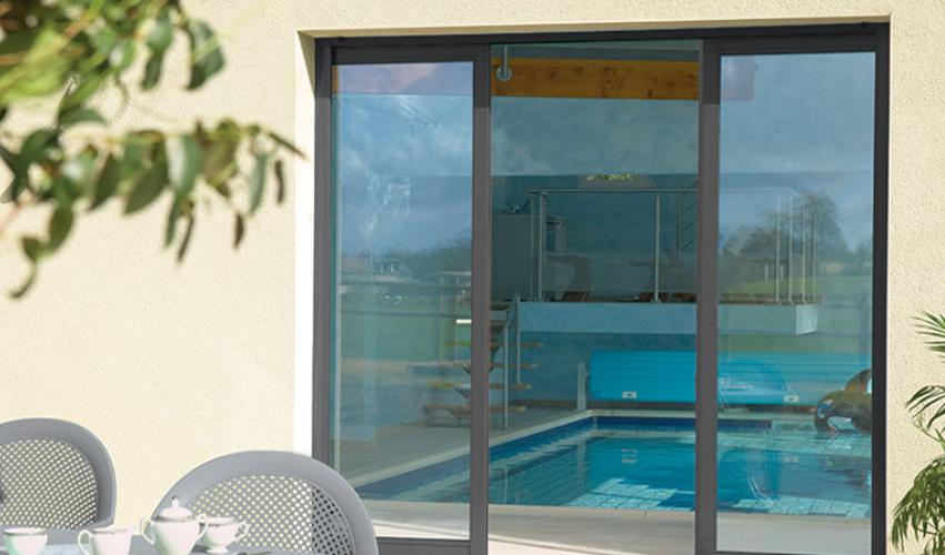 Fenêtres, baies et portes-fenêtres alu alu2
