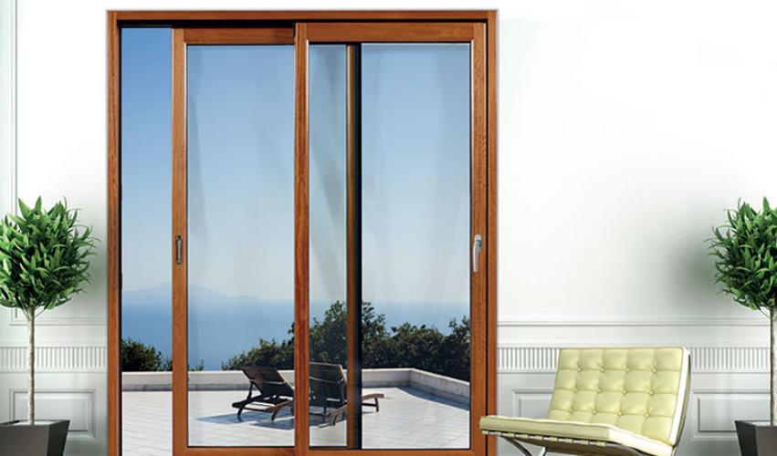 Portes fenêtres et fenêtres bois : alu bal2
