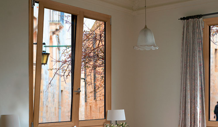 Portes fenêtres et fenêtres bois : alu 0