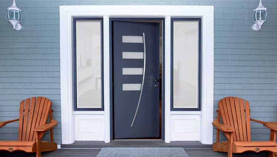 Changez votre porte d''entrée, à partir de 195 € / mois 0