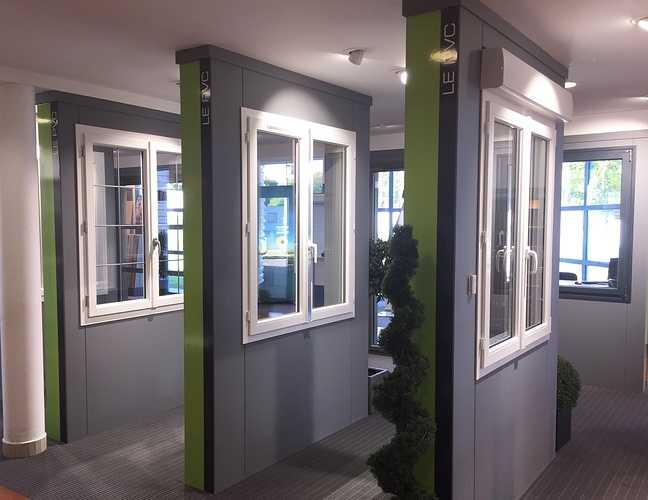 Nouveau Showroom chez Costa Menuiseries 0