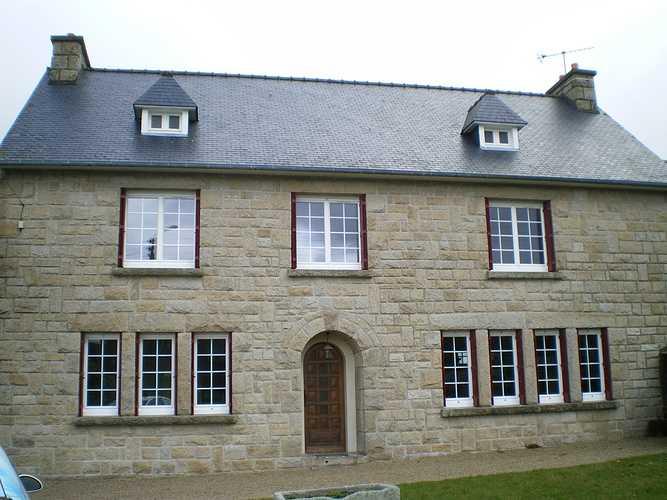 Fenêtres PVC blanc - Matignon 0