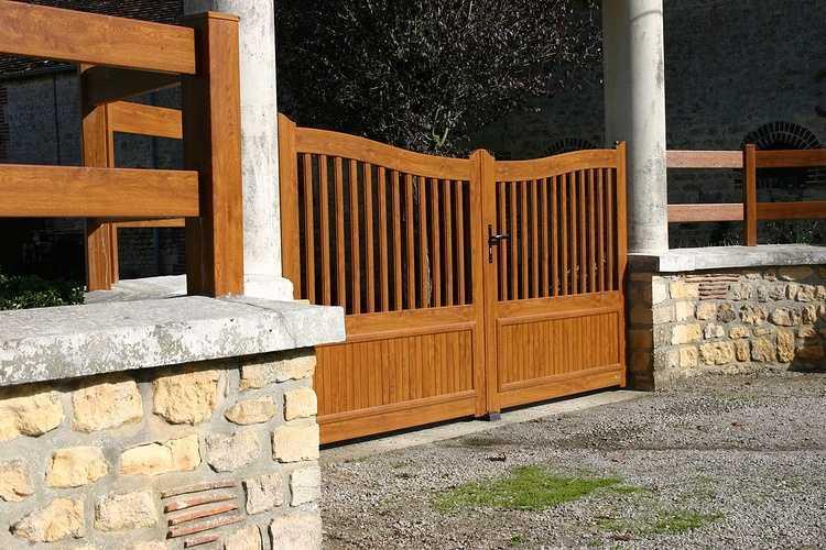 Portails PVC pvcchdo00258