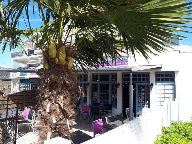 Pergola MARKILUX - restaurant / crêperie -Saint Quay Portrieux (Côtes d''Armor - 22) 0