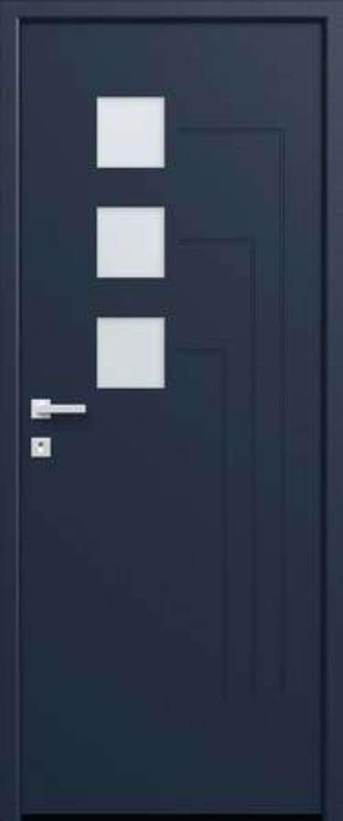 La nouvelle gamme de portes Monalu porte-entree-ondine-monalu-bleu-sable