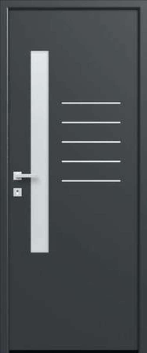La nouvelle gamme de portes Monalu porte-entree-pinta-monalu