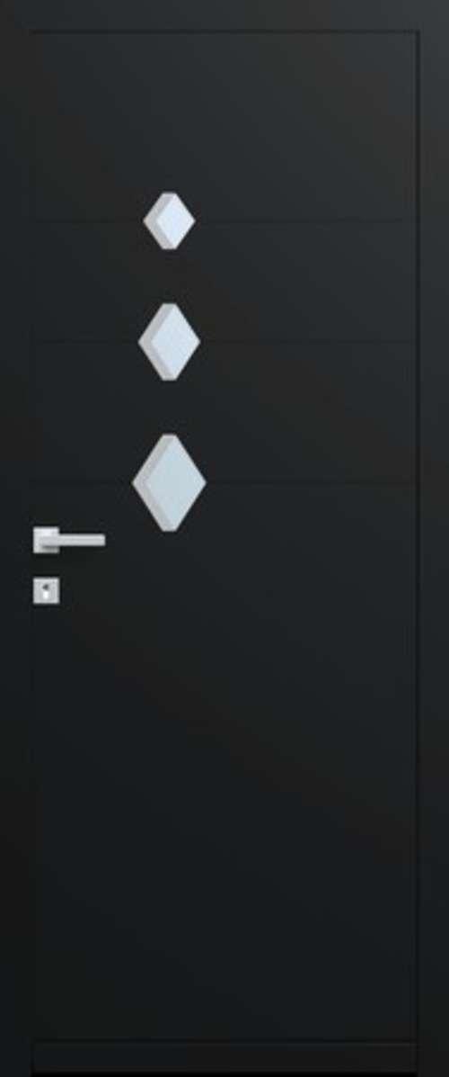 La nouvelle gamme de portes Monalu 0