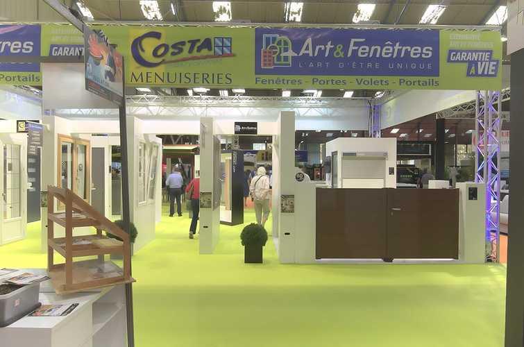 Costa Menuiseries à la Foire exposition de Saint-Brieuc 2018 dsc9171
