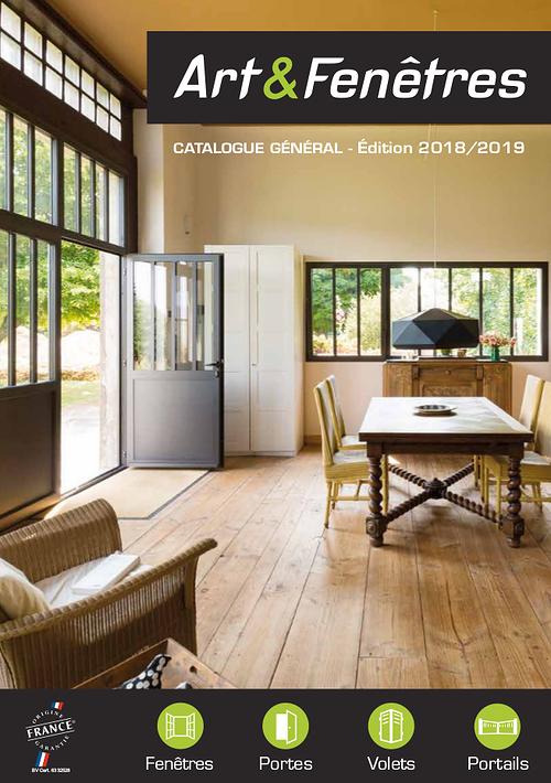 Feuilletez catalogue Art & Fenêtres 0
