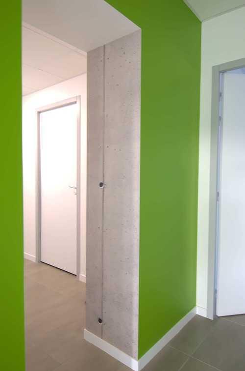 Extension des bureaux de l''entreprise Le Guern Maçonnerie - Plédran (22) dsc0600