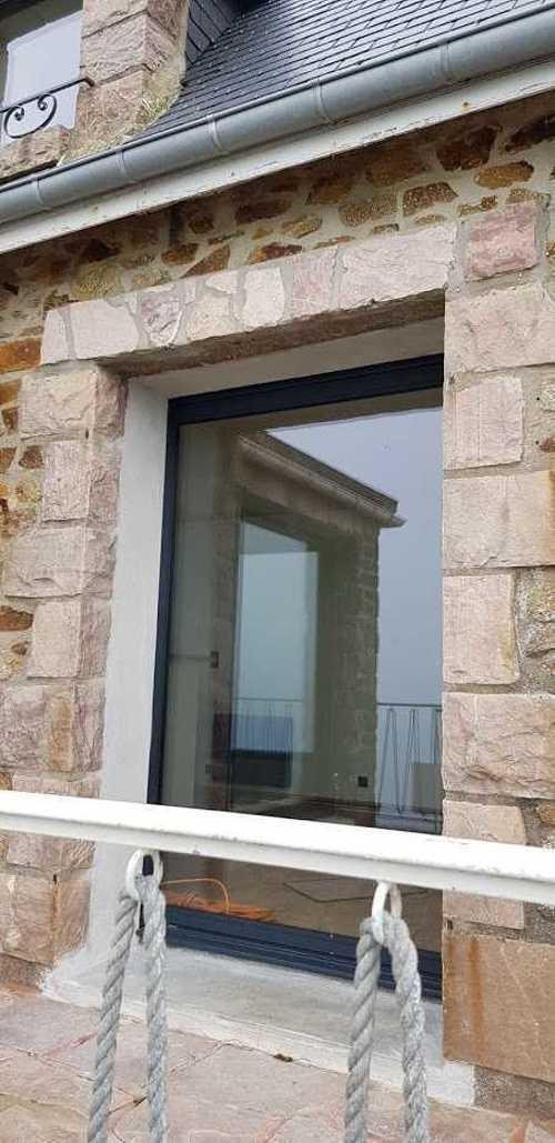 Rénovation menuiseries intérieures et extérieures - Pléneuf Val André (22) costa2