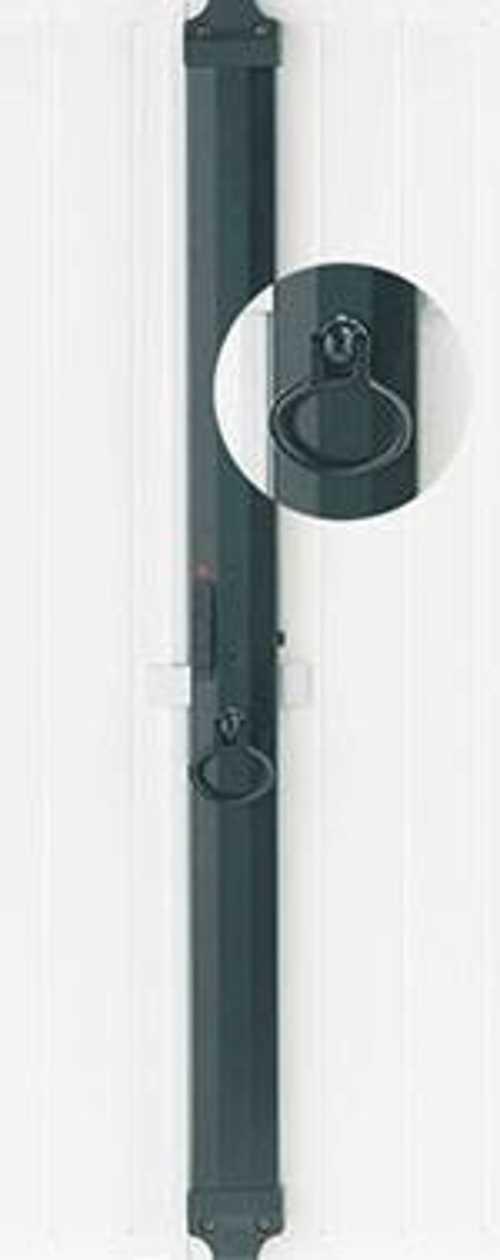 Des volets battants personnalisés pour votre maison serrure-carenee-vue-int