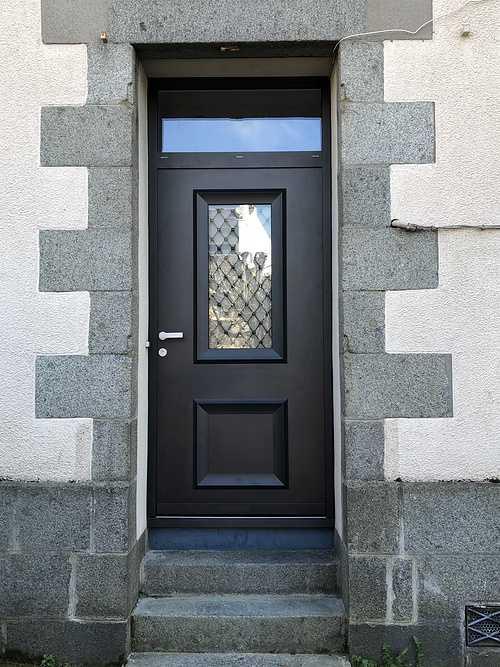 Portes d''entrées - rénovation- Saint-Brieuc img8505