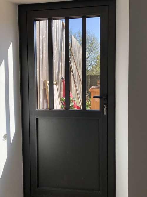 Portes d''entrées - rénovation- Saint-Brieuc 0