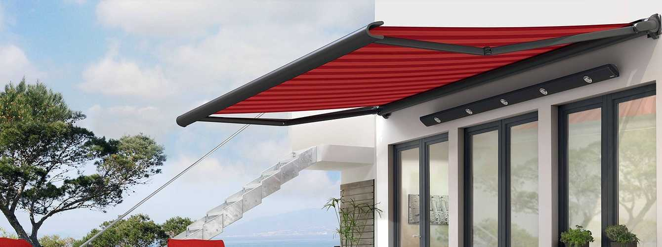 Les stores bannes coffres de balcon et de terrasse Markilux: protection solaire pour tous les espaces 0