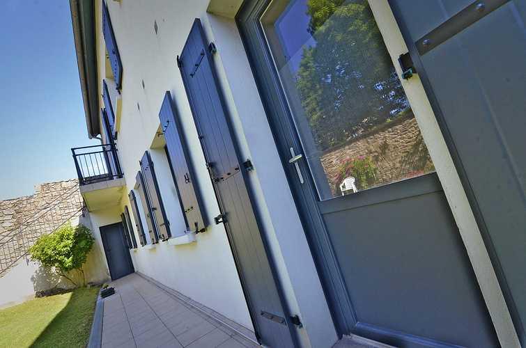 Rénovation : menuiseries extérieures mixtes alu / bois, porte et garde corps - Saint-Brieuc (22) 0