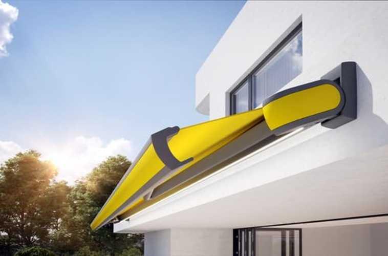 Store extérieur Markilux : design - éclairages led 06018235
