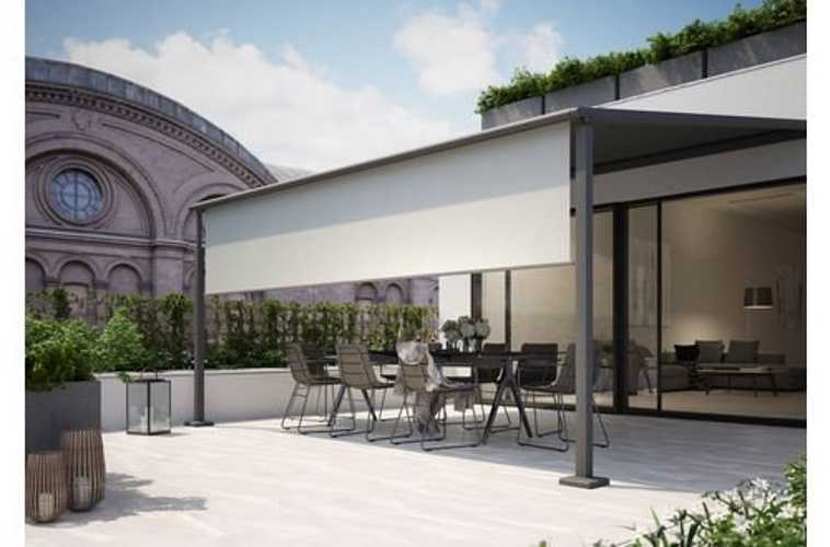 Pergola terrasse Compact Markilux 03917388