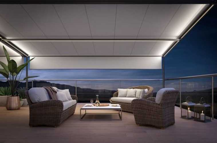 Pergola terrasse Compact Markilux 05534901