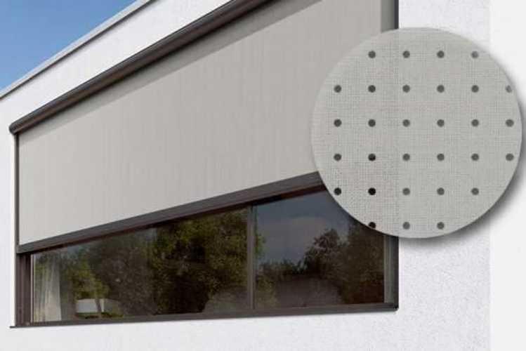 Protection solaire fenêtre Transolair Markilux 0
