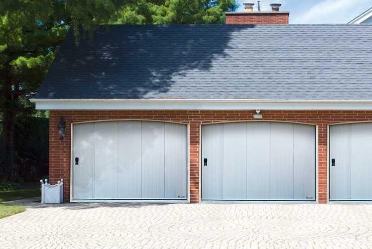 Porte garage latérale Aludoor- Plérin -22 portelaterale3