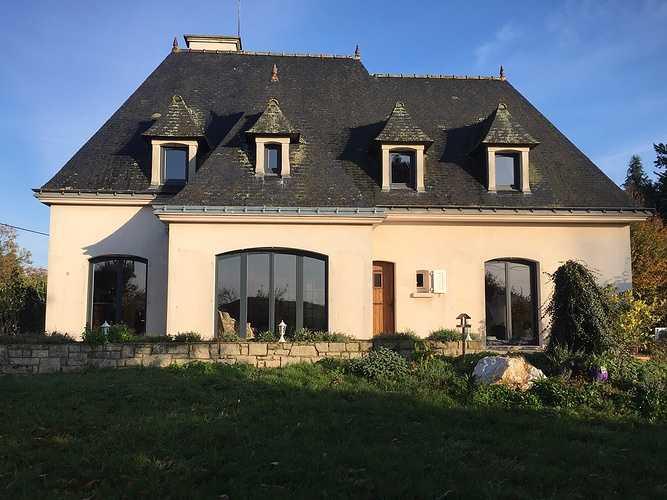 Rénovation fenêtres, porte entrée alu- maison Loudéac img1491