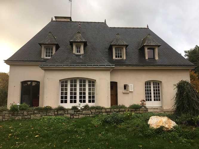 Rénovation fenêtres, porte entrée alu- maison Loudéac img1446