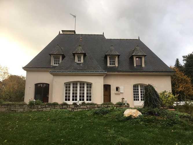 Rénovation fenêtres, porte entrée alu- maison Loudéac img1447