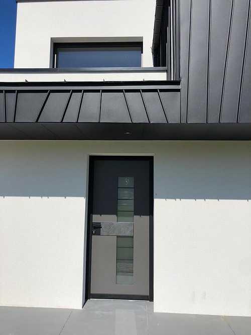 Menuiseries maison contemporaine - Pordic -22 costa1