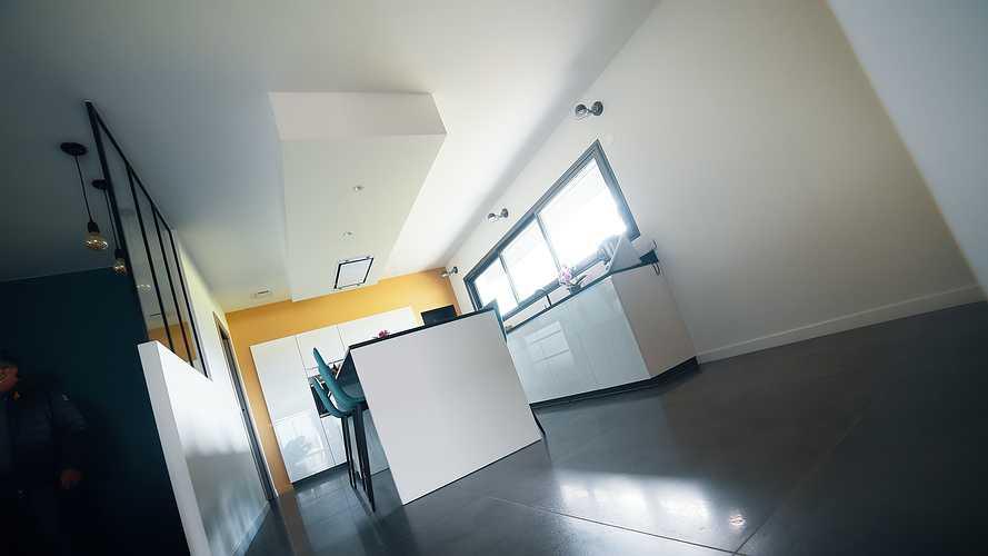 Portes, fenêtres, volets, porte de garage - Maison architecte- Pordic dsc8291