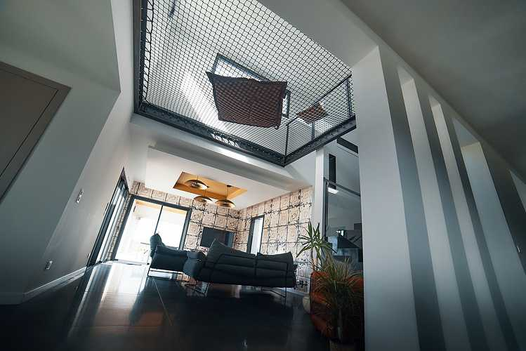 Portes, fenêtres, volets, porte de garage - Maison architecte- Pordic dsc8294
