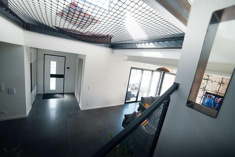 Portes, fenêtres, volets, porte de garage - Maison architecte- Pordic dsc8312