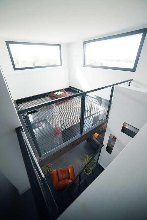 Portes, fenêtres, volets, porte de garage - Maison architecte- Pordic dsc8323