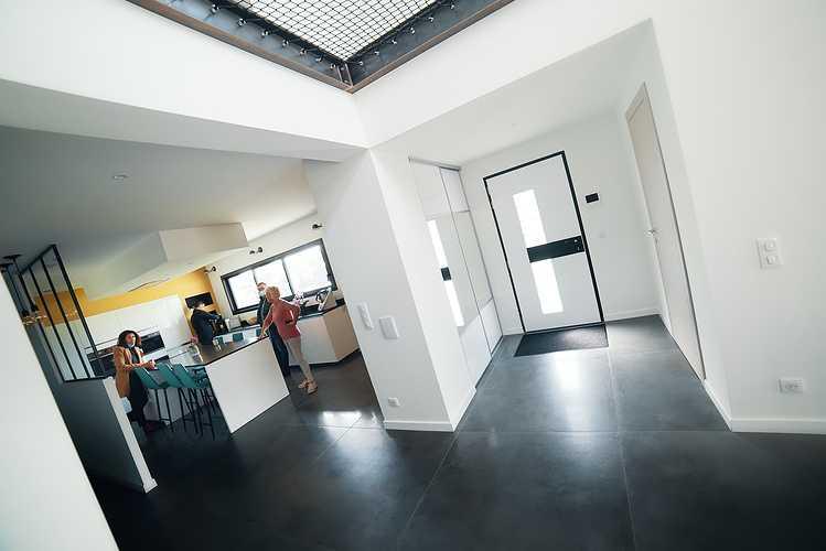 Portes, fenêtres, volets, porte de garage - Maison architecte- Pordic 0